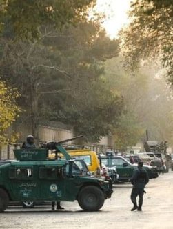 د کابل پوهنتون امنیتي مسوولین څارنوالۍ ته وپېژندل شول