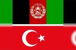 ترکیه افغانستان