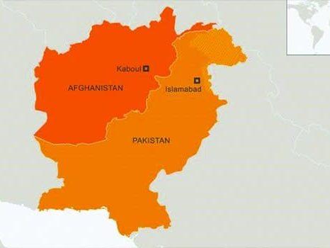 افغانستان پاکستان