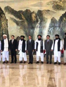 طالبان چین کې