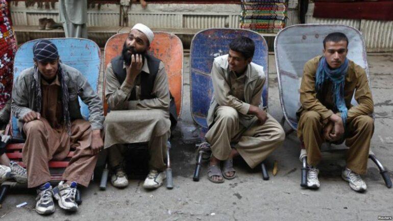 بېوزله افغانان
