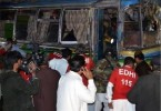 The explosion in Quetta, Pakistan, 11 killed