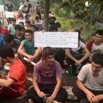 پنتیانک؛ نمایش غمانگیز پناهجویان