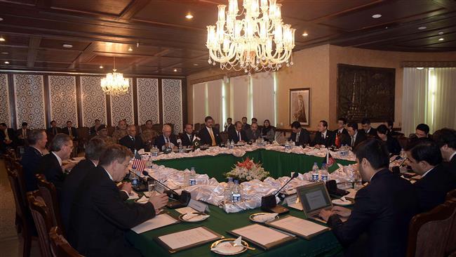نشست چهارجانبه افغانستان، پاکستان، آمریکا و چین در اسلامآباد