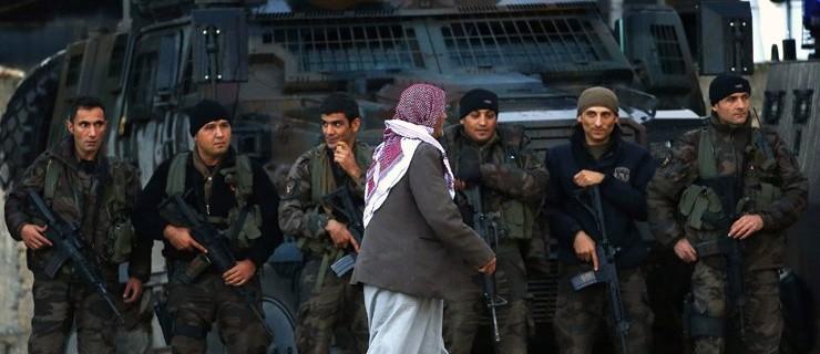 جنگ های ترکیه