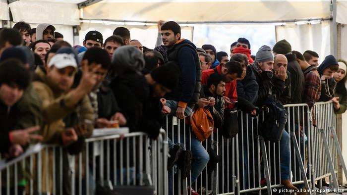 130 هزار پناهجوی ثبت شده در آلمان ناپدید شدهاند