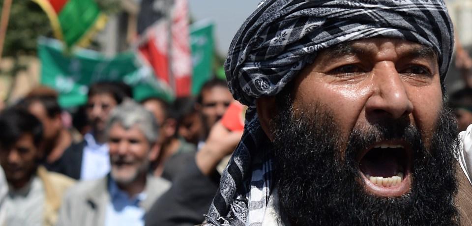 افغانستان در لبهی پرتگاه