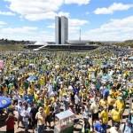 تظاهرات گسترده علیه رییس جمهوری برزیل