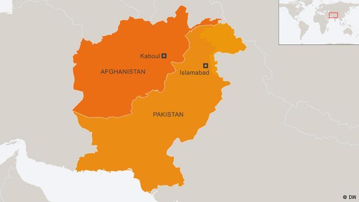 خط دیورند شامل اجندای صلح با پاکستان