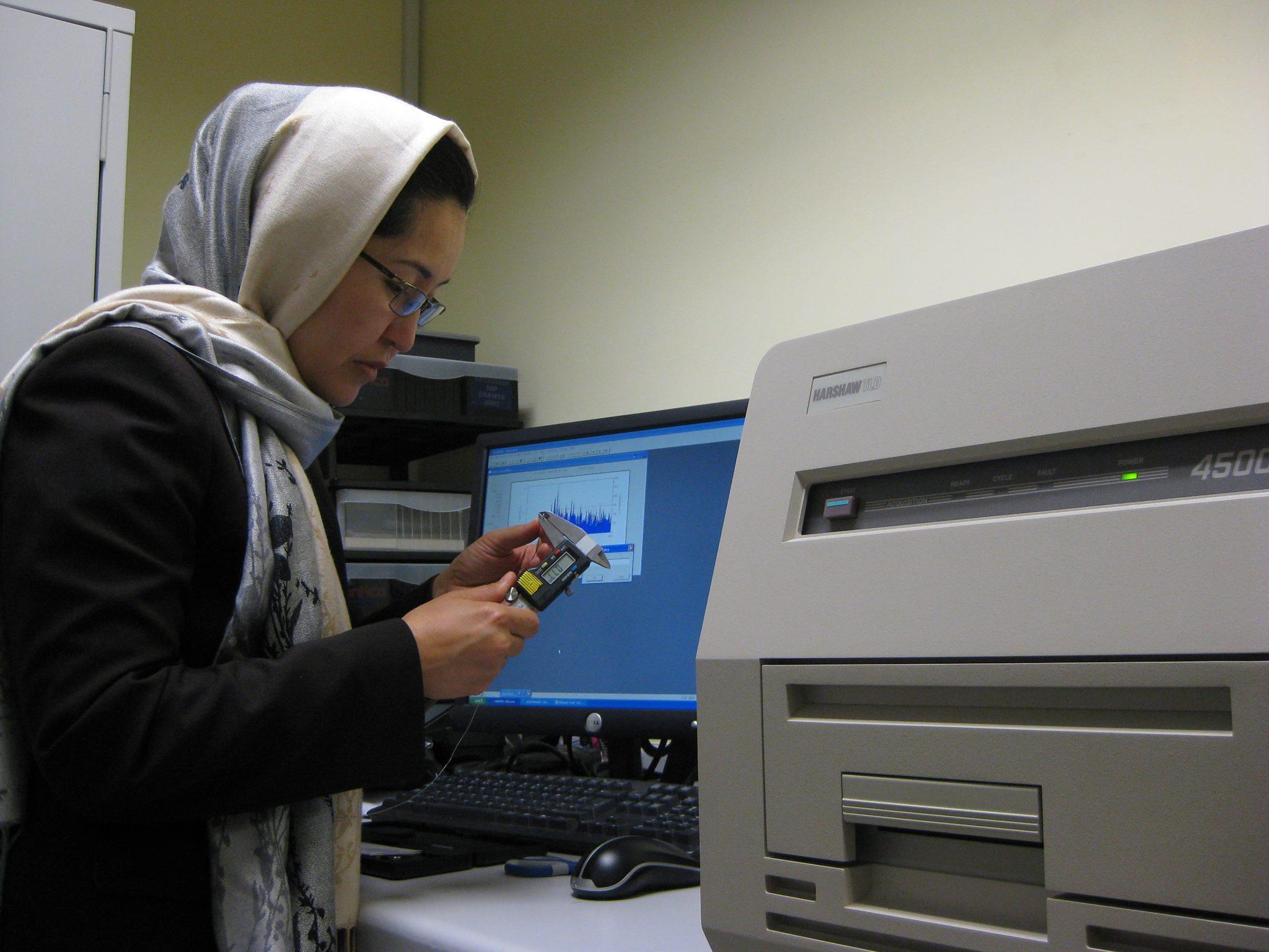 وی مسئوليت پروژهی بازسازی بخش راديوتراپي شفاخانهی علیآباد دانشگاه طبی کابل را از سال 2008 تا 2012  برعهده داشته است