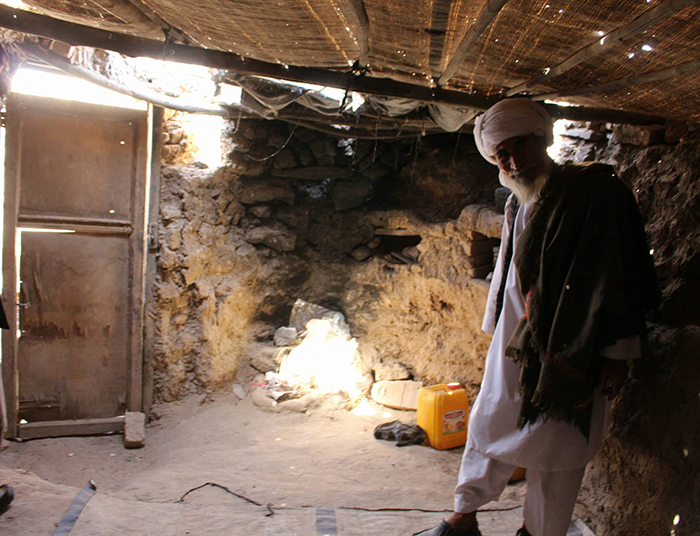 «بیسرزمینتر از باد»؛ روایت زندگی بیجاشدگان داخلی در هرات
