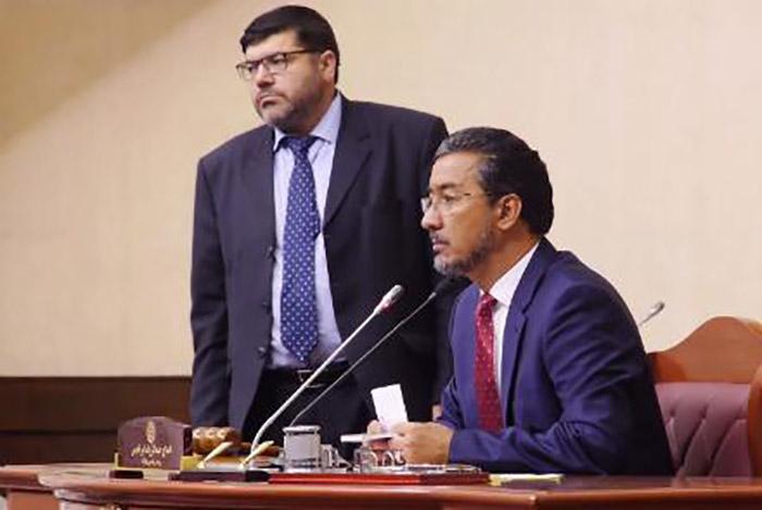 تهدید معاون مجلس نمایندگان؛ چهکسی بر چوکی ریاست پارلمان خواهد نشست؟