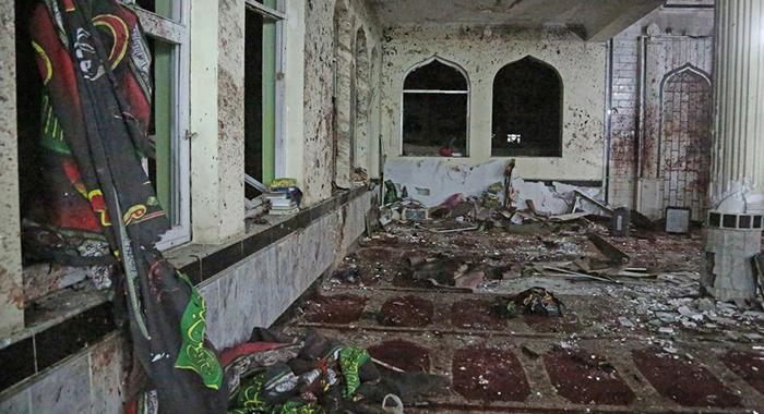 کمبود شفاخانه و راههای تنگ تلفات حمله به مسجد امام زمان را افزایش داد