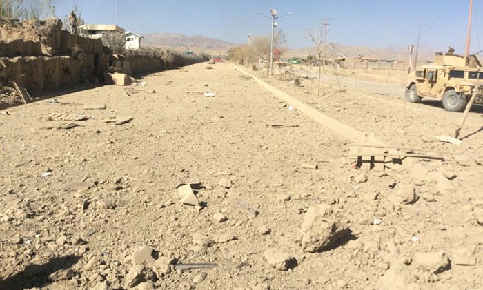 حملات پیچدهی طالبان و هفتهی خونین در افغانستان؛ نزدیک به ۴۰۰ کشته و زخمی