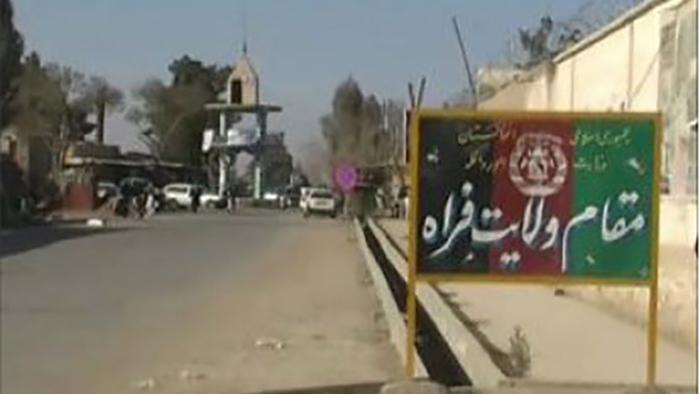 طالبان در سه کیلومتری ساختمان ولایت فراه رسیدهاند
