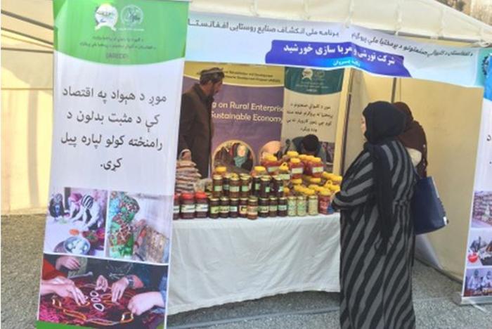 وزارت زراعت باغچههای خانگی را گسترش میدهد