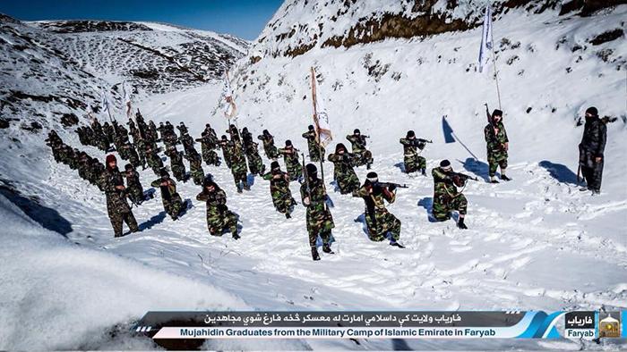 حضور گستردهی طالبان در فاریاب؛ عملیات نیروهای امنیتی در این ولایت جریان دارد