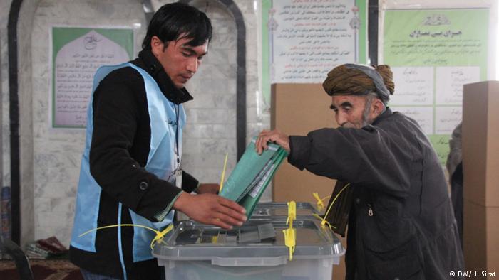 چرا مراکز رأیدهی سه ولسوالی هرات ارزیابی نشده است؟