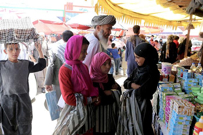 کودکان هزینهی جنگ بیپایان افغانستان را میپردازند