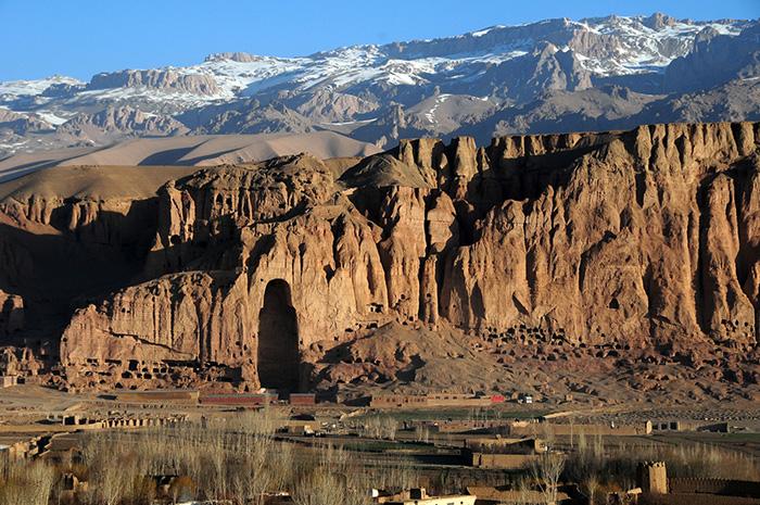 توقف پروازهای شرکتهای هوایی به بامیان و کاهش چشمگیر گردشگران در این ولایت