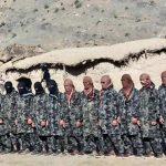 بهترین جنگجویان طالب در ایران آموزش میبینند