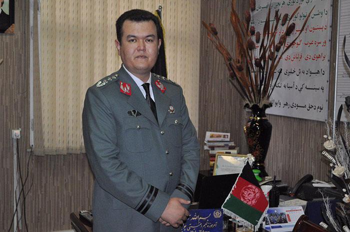 اعتبارسازی و اصلاحات؛ کارکرد پنج ماههی آمر حوزهی نهم پولیس کابل