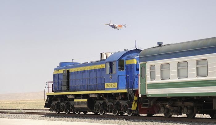 شبکه خط آهن افغانستان؛ تکمیل مطالعات تخنیکی و اقتصادی ۳۳۰۰ کیلومتر خط آهن