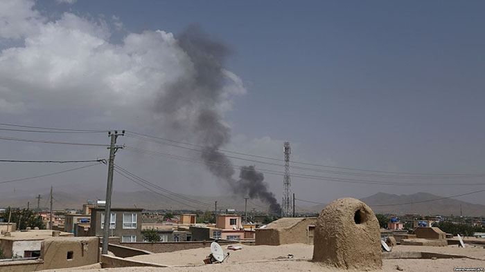 حمله گستردهی طالبان بر شهر غزنی؛ مروری بر رویدادهای امنیتی هفتهی گذشته