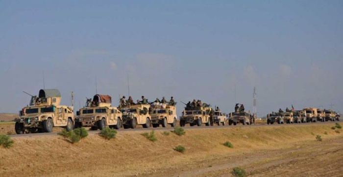 غورماچ؛ چرا خط مقدم نبرد از نیروهای امنیتی خالی شده است؟