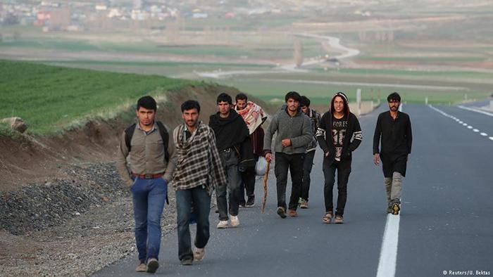 دستگیری 56 هزار پناهجوی افغان در ترکیه در هفت ماه گذشته