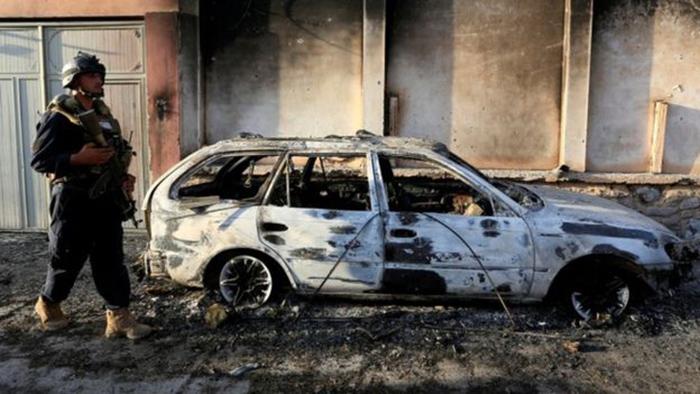 افزایش بیپیشینهی حملات تروریستی در ننگرهار
