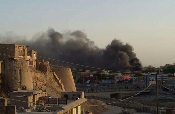 روز سوم نبرد در غزنی؛ شفاخانهی ولایتی انتقال 113 جسد را تأیید کرده است