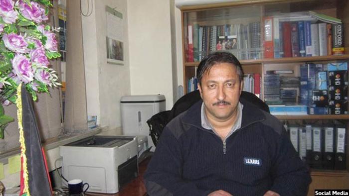 داکتر بشیر سروری، مسوول بخش صحت روانی وزارت صحت عامه