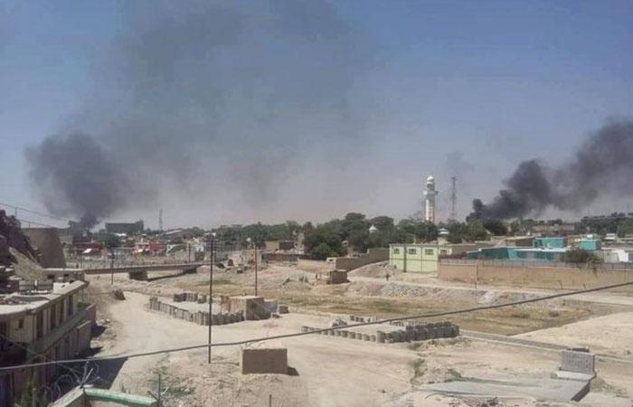 چهل روز پس از جنگ؛ «غزنی همچنان در تیررس طالبان قرار دارد»