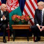 غنی به ترمپ: افغانستان سرشار از معدن است، اینجا را ترک نکنید