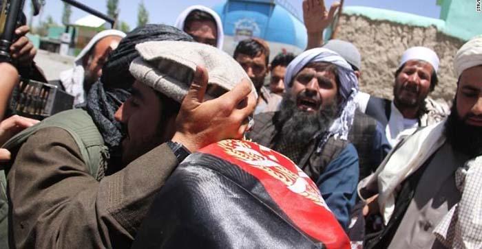 استفاده از زور و تلاش برای مصالحه؛ «بهترین راهکار برای کشاندن طالبان به میز مذاکره»