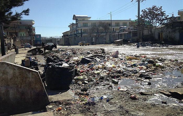 برنامهی شهرداری برای نظافت شهر کابل چیست؟