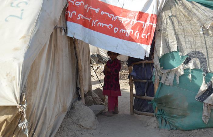 افزایش بیجاشدگان داخلی؛ بحران انسانی در برابر حکومت وحدت ملی