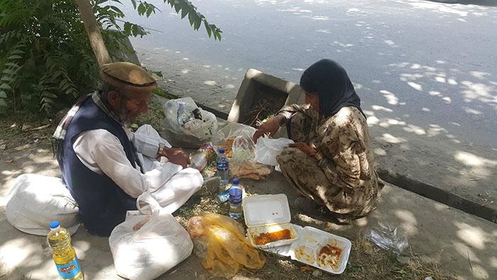 گدایان خوشبخت کابلی