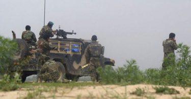 وزارت دفاع: 8 سرباز را از زندان طالبان در میدان وردک آزاد کردیم