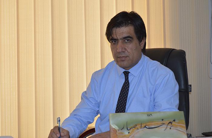 مهرخدا صبار، رییس عمومی بیجاشدگان و حالات اظطرار وزارت مهاجرین و عودتکنندگان