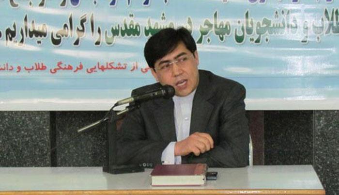 جعفر مهدوی، نماینده کابل در پارلمان
