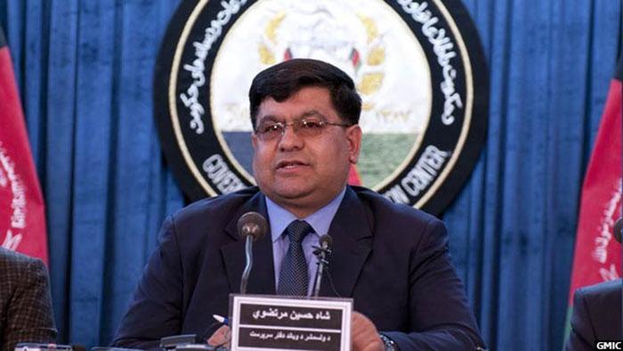شاهحسین مرتضوی، معاون سخنگوی ریاستجمهوری افغانستان