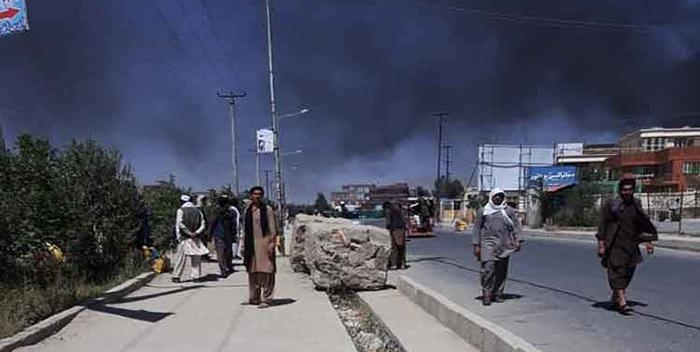 دوام تهدیدات امنیتی بر غزنی؛ مردم نگران اند و نظامیان درگیر جنگ