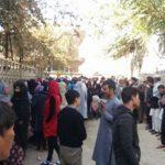 کمیسیون انتخابات: 148 مرکز رأیدهی به دلیل تهدیدات بلند امنیتی باز نشد