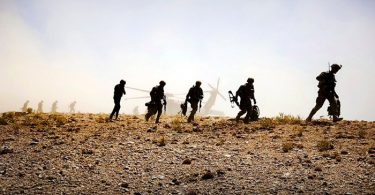 خطرات جنگ دایمی