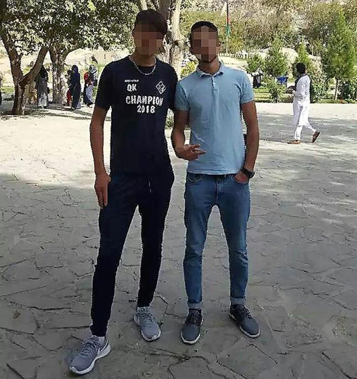 امین و نورالله در کابل، آنها در این شهر، تنهایند و ناآشنا