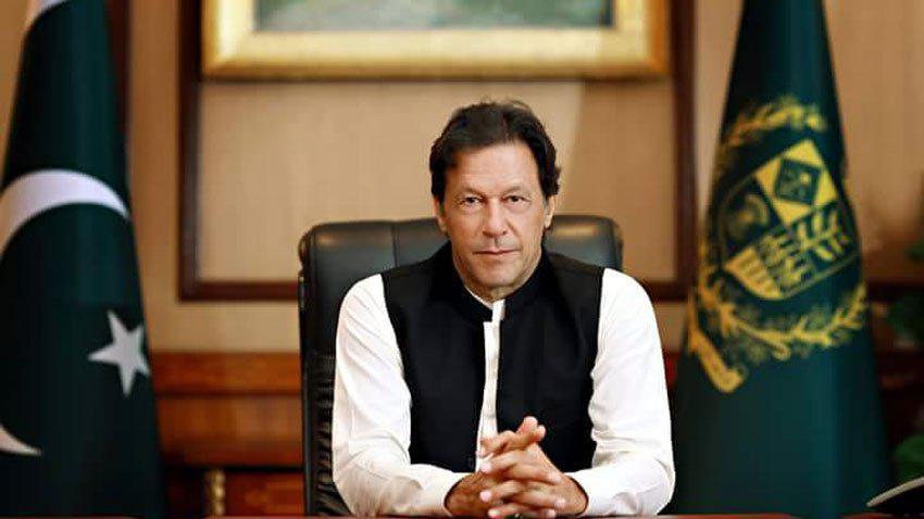 عمران خان، نخستوزیر پاکستان