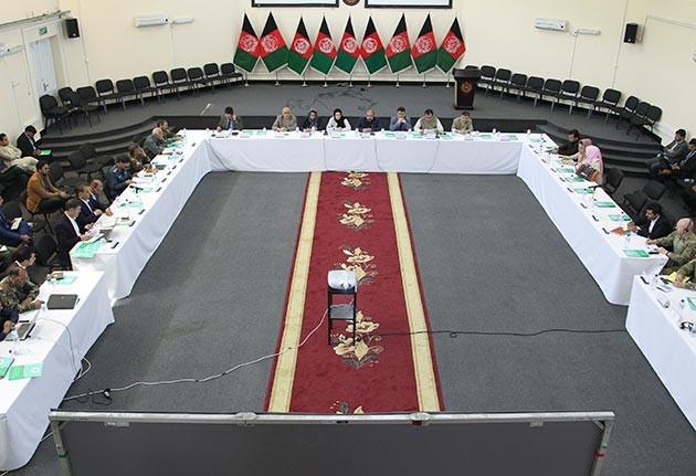 نشست مرکز هماهنگی نهادهای امنیتی و کمیسیونهای انتخاباتی