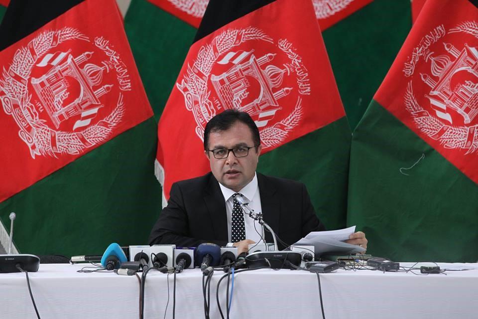 حفیظالله هاشمی، سخنگوی کمیسیون مستقل انتخابات